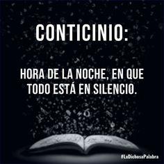 #conticinio