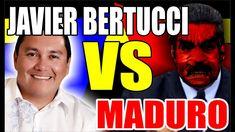 CONFIRMADO, PASTOR JAVIER BERTUCCI VS MADURO POR LA PRESIDENCIA DE VENEZ...