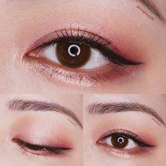 Eye Make Up Augen Makeup # Related posts: Eye Make Up The Virtual Vixen: Korean Eye Makeup Looks – How to Eye Make Up Neurotic Painter: Korean Eye Makeup Looks – How to Korean Natural Makeup, Korean Makeup Tips, Korean Makeup Look, Korean Makeup Tutorials, Asian Makeup, Korean Beauty, Makeup Eyeshadow, Makeup Brushes, Eyeliner