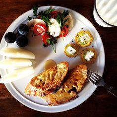 Today's breakfast. French toast - @keiyamazaki- #webstagram