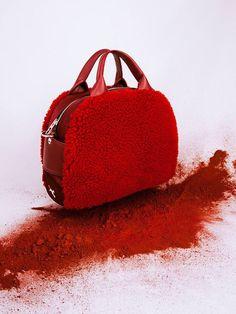 Todo al rojo @bimbaylola @zieloshoppingpozuelo  #redbag