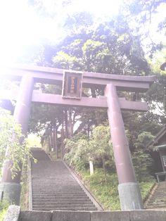 izusan Shrine.