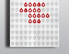 blood donor | poster • Poster for the 14th of June, world blood donor day. • http://on.be.net/1sPHlUD