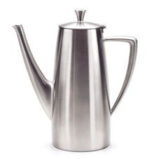 Oneida® 88000671A Stiletto S/S 68 Oz Long Spout Coffee Pot 88000671A | Coffee Pots Servers - Wasserstrom Restaurant Supply