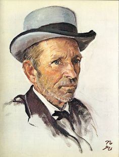 Norman Rockwell Bing Crosby in his last film role in the 1966 movie Stagecoach