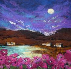 By Heather Moon by Moy Mackay