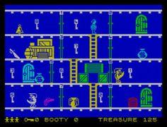 ZX Spectrum: Booty