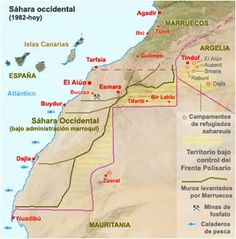 Imagen13 Le Sahara, Western Sahara, Infographic, France, Contemporary, Products, Dune, Maps, Cartography
