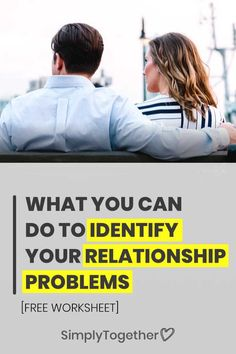 In order to know how to fix your relationship you first need to figure out the exact issues youre dealing with. This free worksheet will help you put words to your feelings and gain the perspective necessary to stop having these common problems. Relationship Advice Quotes, Communication Relationship, Relationship Challenge, Relationship Struggles, Strong Relationship, Relationship Problems, Toxic Relationships, Marriage Advice, Healthy Relationships