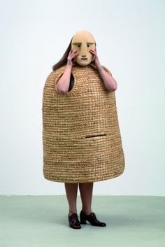 I say it looks like the spirit of the bee hive. Wiebke Siem, Untitled, 2001