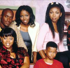 MO to the E to the... Moesha