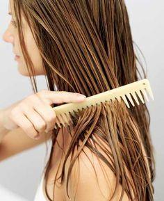Dê uma chance para as ampolas de hidratação rápida para cabelos