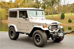 by of the Land Cruiser Toyota Autos, Toyota Lc, Toyota Fj40, Toyota Trucks, Lifted Ford Trucks, Toyota Tacoma, Toyota Land Cruiser, Fj Cruiser, Barrett Jackson Auction