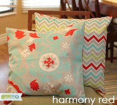 Decorative Throw Pillows | andRuby