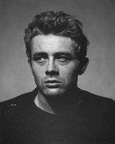 "James Dean ""Torn Sweater"" Series photo 1954"