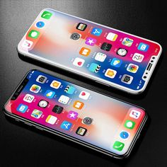 For iPhone X Tempered Glass Full Cover Screen Protector for iPhoneX Protective Film On The for Apple iPhone X 10 Toughened Glass ⋆ Lighters Shop Iphone 6 Screen Protector, Best Screen Protector, Tempered Glass Screen Protector, Iphone Phone, Iphone Cases, Iphone 6 Glass, Handy Case, Smartphone, Iphone 6 S Plus