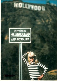 Debbie. Entering Hollywoodland