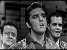 Elvis Presley - Too Much on the Ed Sullivan show