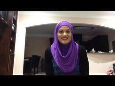 Jersey Hijab Tutorial - YouTube