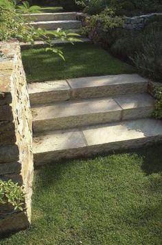 Steps - International Garden Artisans - IGAStone.com