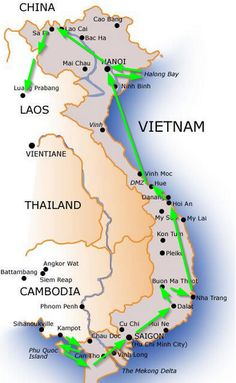 Five weeks traveling through Vietnam: how much it... | laurie was here
