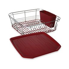 Bed Bath And Beyond Drying Rack Compact Stainless Steel Dish Rack With Drain Board