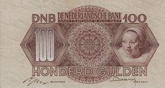 Netherlands 100 Gulden 1947