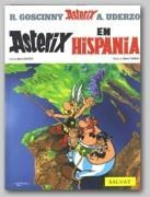 Astérix en Hispania: René Goscinny - Non Fiction 861 GOS. We also have this in English language - you could borrow both and read them together!