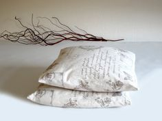 Pillow covers   decorative pillows  home decor  by lalunadianna