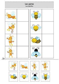 Nursery Activities, Preschool Learning Activities, Preschool Curriculum, Kindergarten Worksheets, Preschool Activities, Activities For Kids, Bee Life Cycle, Kids Education, Infant Activities