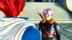 DragonBall Xenoverse New Photo's Analyze & Discussion (Update)