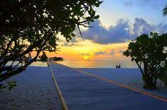 Sundet - Paradise Island Resort Maldives