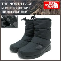 THE NORTH FACE NUPTSE BOOTIE WP II
