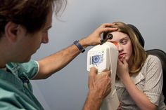 11-year-old gets perfect vision with corneal molding