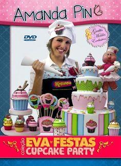 DVD Amanda Pin + pastelitos partido