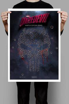 La saison 2 de Daredevil pourrait introduire le Punisher comme un vilain