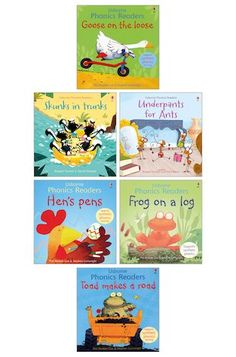 Do you love stories? Do you want to feel confident reading simple words? Then this best-loved Usborne series will be perfect for you. It uses funny stories full of rhyming words and bright colour pictures to help you build essential phonics skills. Phonics is a proven way to get better at reading. What's more, it's at the heart of what you'll learn at school this year. So use this charming series to get started. Read, rhyme, have fun! Read Write Inc, Pocket Dog, Horrible Histories, Rhyming Words, Lego Dc, Early Readers, Home Learning, Songs To Sing, Books To Buy