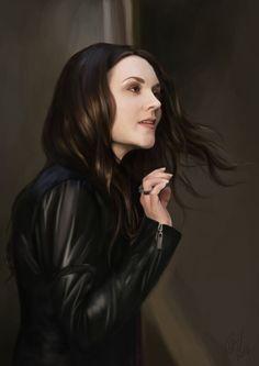 #meg #supernatural #fanart...I love her...I wish they'd have her back.