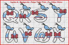 Ângela Bordados: Lindos gráficos para nos deliciarmos....