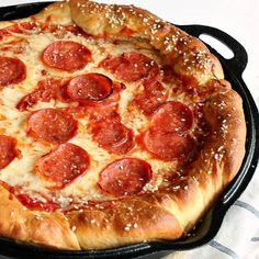 18 Deep Dish Pizzas for the Ultimate Cheat Day Meal