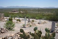 Historic Graveyard, Redemption (Boothill Graveyard, Tombstone)  This is where they buried James Coronado