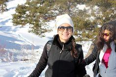 18.01.2015 Yünlü Yaylası Hedikli Yürüyüşü
