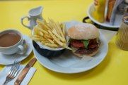 Best Burger in London: Byron near Leicester Sq