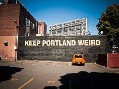 The way I like it - Southwest Ankeny Street   Portland