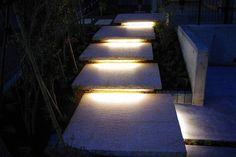 Deck Lighting, Lightning, Fence, My House, Entrance, Villa, Stairs, Exterior, Island