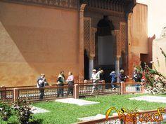 Tumbas Saadíes, Marrakech
