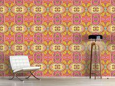 Design #Tapete Orientalische Träume