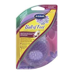 Dr. Scholl's For Her Ball of Foot Cushions Dr. Scholl's https://www.amazon.ca/dp/B00BMHYAXI/ref=cm_sw_r_pi_dp_ftubxbG6220CP