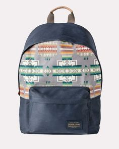 CHIEF JOSEPH CANOPY CANVAS BACKPACK  pendleton Pendleton Woolen Mills 67566fdbcacc9