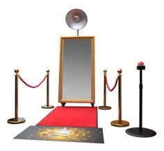 Möchten Sie Ihr Event zu etwas ganz Besonderem machen? Dann mieten Sie unseren sprechenden Zauberspiegel! Ihre Gäste werden begeistert sein!